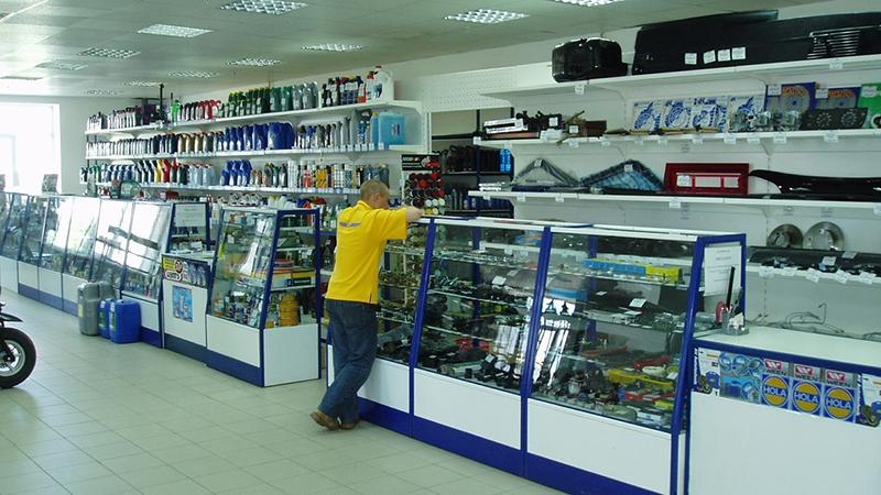 Business plan auto parts store.