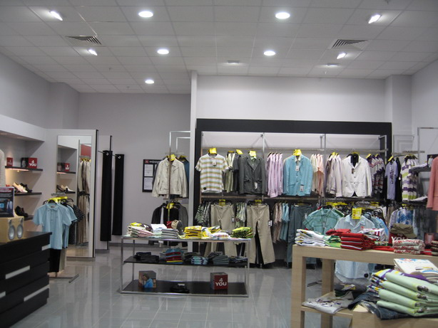 The business plan clothing store3