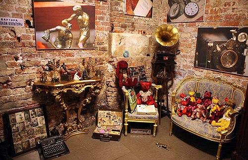 shop vintage goods