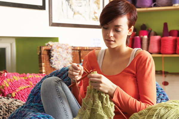 the business on hand knitting