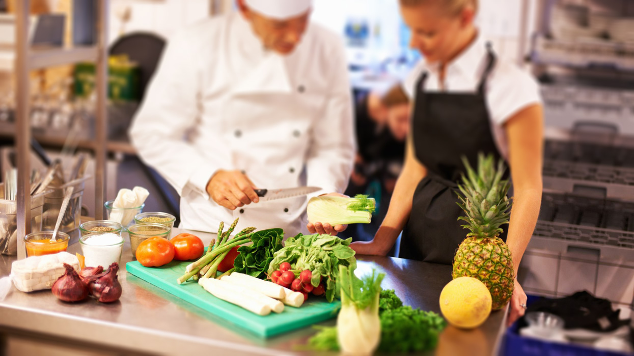 Как открыть кулинарные курсы для начинающих