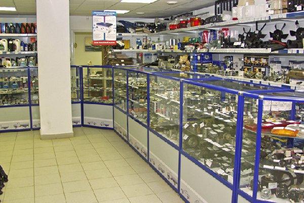Business plan auto parts store