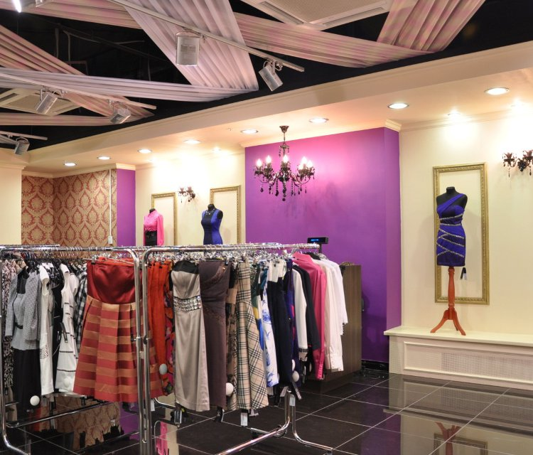 The business plan clothing store
