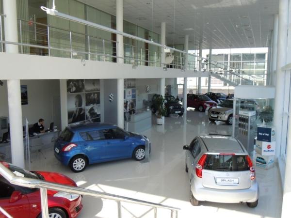 dealer centre