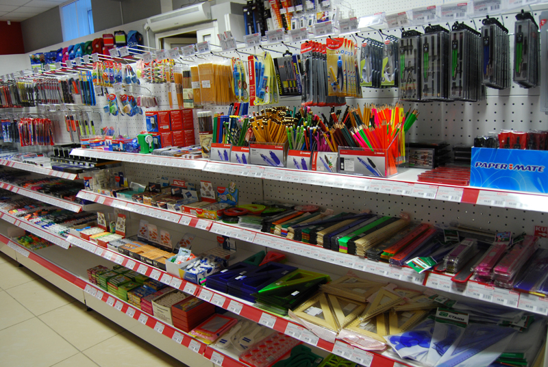 stationery store