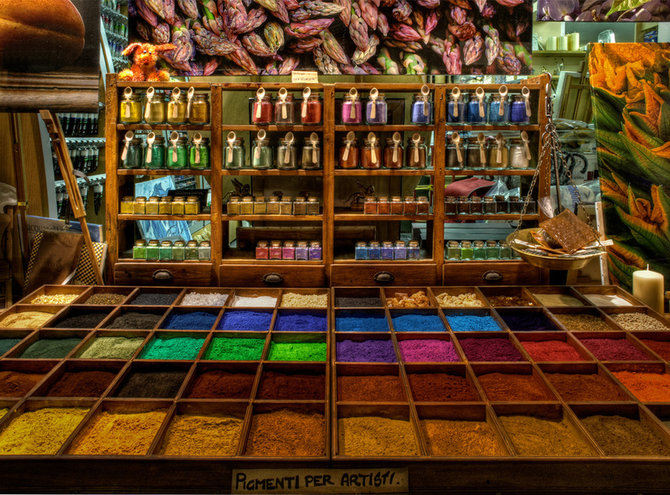 Как открыть магазин специй и приправ