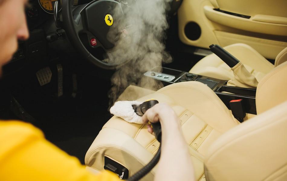 Как открыть бизнес на химчистке автомобилей